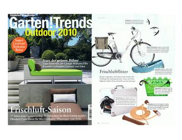 WohnDesign Sonderheft Outdoor 04/10