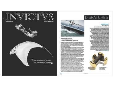 Winter/2015 Invictus