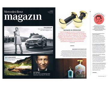 Mercedes-Benz Magazin / 2015
