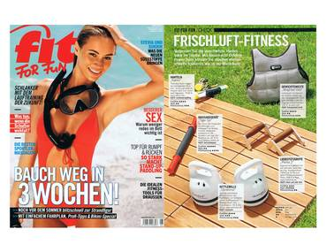 Fit For Fun / Juni 2013